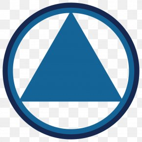 SIMBOL - Ottawa Area Intergroup Of Alcoholics Anonymous Logo Triangle Clip Art PNG