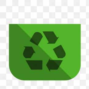 System Recycling Bin Empty - Grass Leaf Angle Symbol PNG