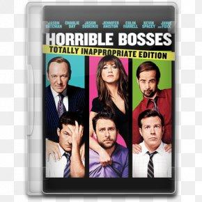 Horrible Bosses - Blu-ray Disc Horrible Bosses Digital Copy DVD UltraViolet PNG