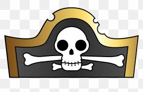 Pirate Hook Cliparts - Captain Hook Hat Piracy Template Clip Art PNG