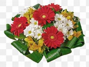 Flower - Flower Bouquet Transvaal Daisy Garden Roses Chrysanthemum PNG