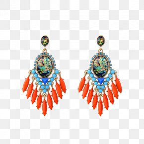 Jacinth - Earring Jewellery Costume Jewelry Clothing Accessories Gemstone PNG
