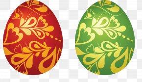 Green Easter Egg - Easter Bunny Easter Egg Chocolate Clip Art PNG