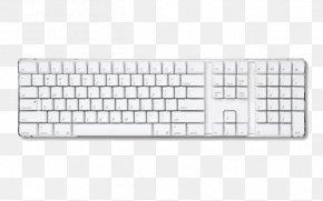 Keyboard - Computer Keyboard Macintosh Computer Mouse Magic Mouse Apple Keyboard PNG