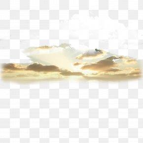 When The Sun Rises, The Sky Is Cut - Sky Sunrise Cloud Light PNG