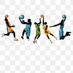 Basketball Game - Basketball Royalty-free Illustration PNG