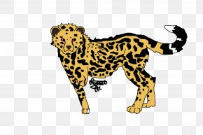 Cheetah - Cheetah Leopard Jaguar Tiger Dog PNG