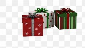 Christmas Gift - Santa Claus Gift Christmas PNG