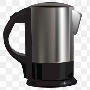 Coffeepot Clipart - Turkish Coffee Kettle Coffeemaker PNG