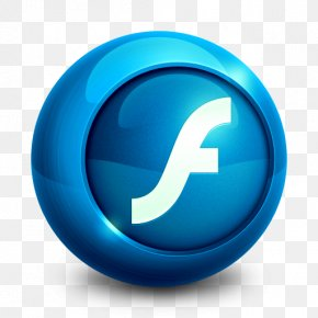 Flash Player, Stereo Round Navy Blue - Adobe Flash Player Media Player Apple Icon Image Format Icon PNG