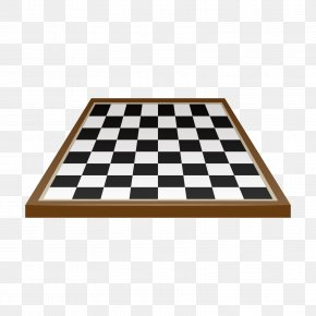 Vector Chess Board - Chessboard Draughts Chess Piece Board Game PNG