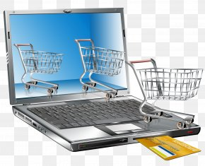 Credit Card Online Shopping Cart - E-commerce Online Shopping Electronic Business Logistics PNG