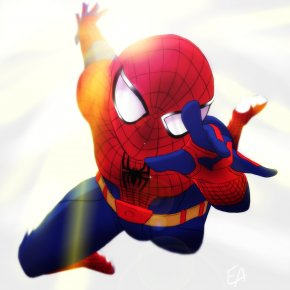 Spider-man - Spider-Man Fan Art Drawing DeviantArt PNG
