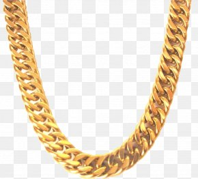Gold Chain - Chain Necklace Jewellery Gold Bracelet PNG