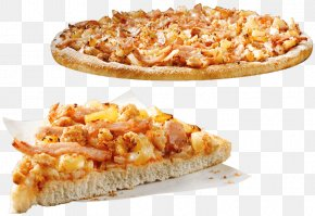 Pizza - Hawaiian Pizza Cuisine Of Hawaii Barbecue Chicken Chicken Nugget PNG