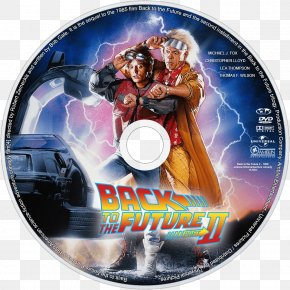 Back To The Future - Marty McFly Dr. Emmett Brown Back To The Future Film Poster PNG