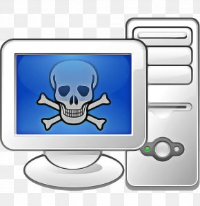 Electronic Device Television - Computer Monitor Output Device Display Device Cartoon Desktop Computer PNG