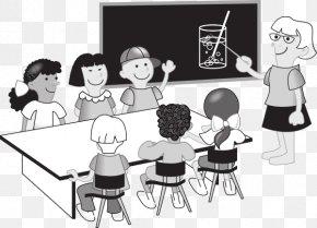 Classrooms Cliparts - Student Classroom Teacher Clip Art PNG