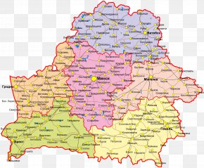 Iphone Psd - Brest Minsk Baranavichy Byerazino Map PNG