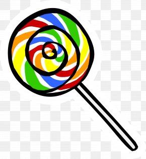 Lollipop - Club Penguin Island Pin Lollipop Clip Art PNG