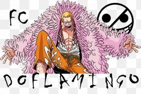 One Piece - Donquixote Doflamingo Roronoa Zoro Monkey D. Luffy One Piece: Burning Blood Dracule Mihawk PNG