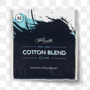 Organic Cotton Electronic Cigarette Fiber Cellulose PNG
