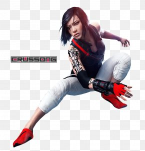 Edge - Mirror's Edge Catalyst PlayStation 4 Video Game Electronic Arts PNG