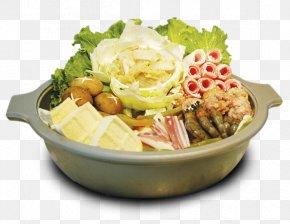 Hot Pot - Caesar Salad Hot Pot Chicken Salad Fuqi Feipian Waldorf Salad PNG