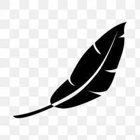 Feather Watercolor - Haiku Vector Icon Format Clip Art PNG
