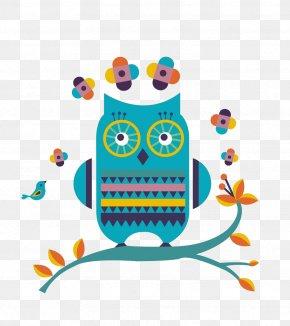 Owl - Owl Cartoon Illustration PNG