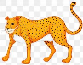 Leopard - Lion Giraffe Leopard Rhinoceros Animal PNG