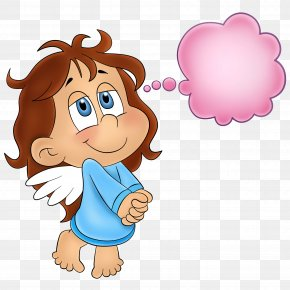Valentine Angel PNG Clipart - Valentine's Day Clip Art PNG