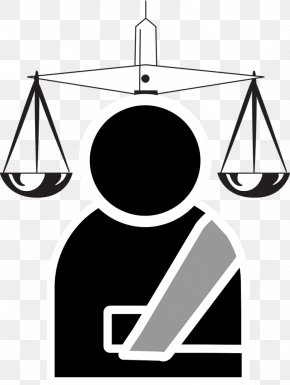 Lawyer - Personal Injury Lawyer Clip Art PNG