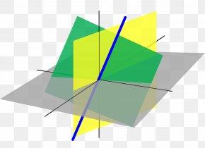 Euclidean - Vector Space Linear Subspace Euclidean Space Linear Algebra PNG