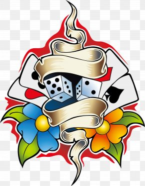 Playing Cards Pattern Elements - Texas Hold 'em Wedding Invitation Card Game Playing Card PNG