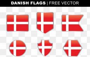 National Emblem Emblem Of The Danish Flag - Flag Of Denmark National Emblem PNG