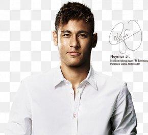 Neymer - Neymar T-shirt Brazil National Football Team FC Barcelona Dress Shirt PNG
