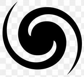 Swirl - Logo Black And White Brand Circle Font PNG