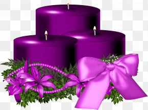 Candle Image - Candle Christmas Decoration Clip Art PNG
