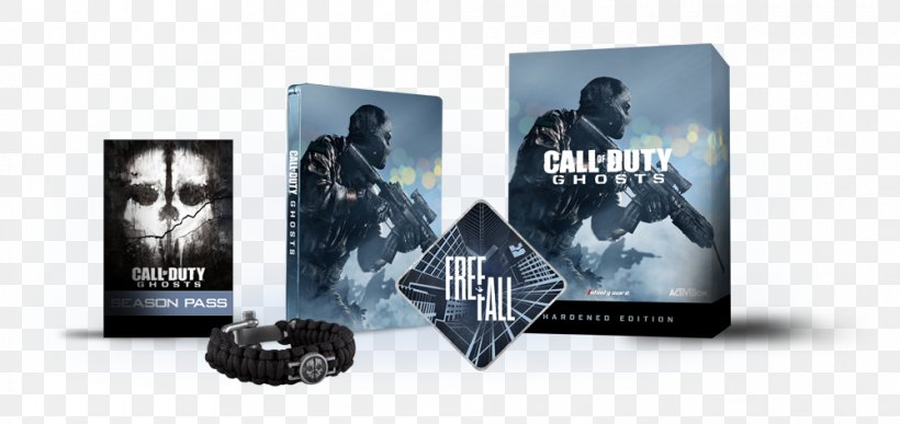 Call Of Duty: Ghosts Call Of Duty: Black Ops II PlayStation 3 Video Games, PNG, 1000x472px, Call Of Duty Ghosts, Brand, Call Of Duty, Call Of Duty Black Ops Ii, Firstperson Shooter Download Free