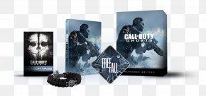 Call Of Duty Ghosts - Call Of Duty: Ghosts Call Of Duty: Black Ops II PlayStation 3 Video Games PNG