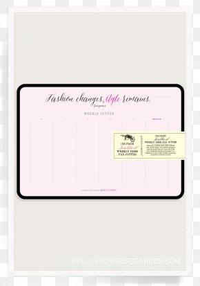 Line - Paper Line Brand Font PNG