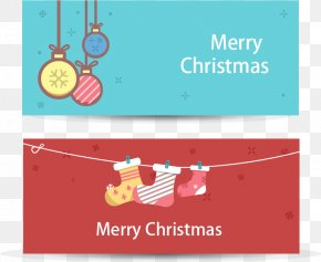 A Set Of Christmas Billboard - 54 Cards Advertising Billboard PNG