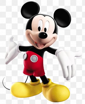 Mickey Mouse Clip-Art Image - Mickey Mouse Minnie Mouse Winnie The Pooh PNG