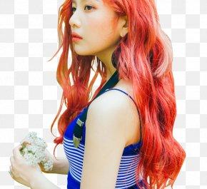Red Velvet - Joy Red Velvet Red Flavor The Red Summer PNG