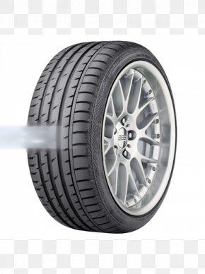 Car - Car Continental AG Continental Tire Tread PNG