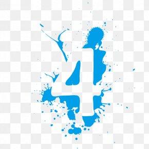 Digital Ink 4 - Digital Art Digital Data Digital Media Number PNG
