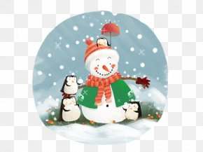 Winter Snowman Icon - Snowman Winter PNG