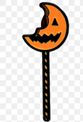 Trick Or Treat - Trick-or-treating Michael Myers Lapel Pin Halloween PNG