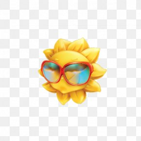 Sun Element Material - Icon PNG